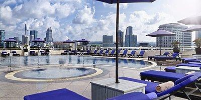 Sofitel Saigon Plaza - Swimming Pool