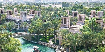 Wasserwege und Sommerhäuser - Jumeirah Dar Al Masyaf