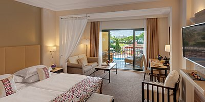 Superior Room Poolside - Steigenberger Golf & Spa Resort