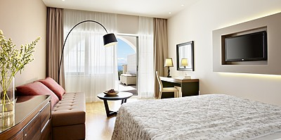 Superior Room Sea View - MarBella Corfu