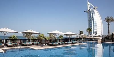 Swimmingpool - Jumeirah Mina A'Salam