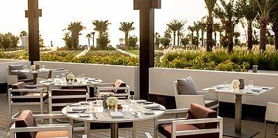 Terrasse Nama Restaurant - InterContinental Fujairah Resort