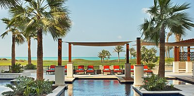 The Adult Pool - The St. Regis Saadiyat Island Resort