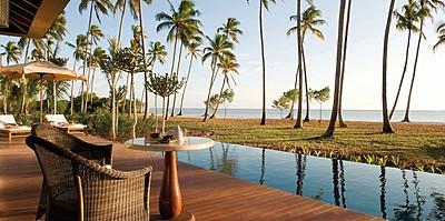 Prestige Ocean Front Pool Villa - The Residence Zanzibar