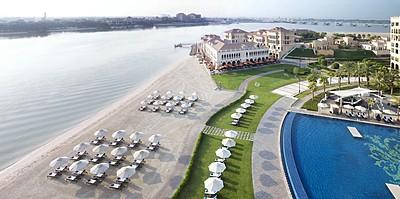 Beach und Pool The Ritz-Carlton Abu Dhabi, Grand Canal
