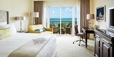 Ocean View Balcony - The Ritz-Carlton, San Juan