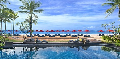 Strand -The St. Regis Bali Resort