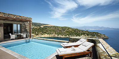 Two Bedroom Villa Private Pool - Daios Cove Villas