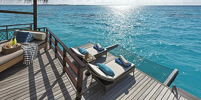 Water Villa - Shangri-La`s Villingili Resort and Spa