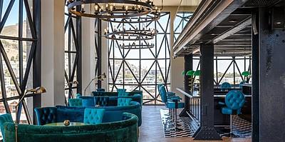 Willaston Bar - The Silo Hotel