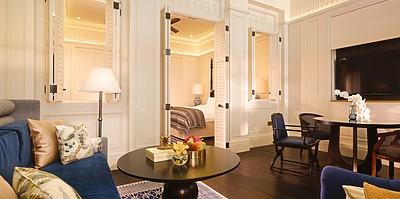 Zimmerbeispiel - Raffles Hotel