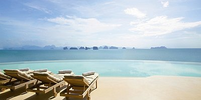Six Senses Yao Noi - Swimming Pool