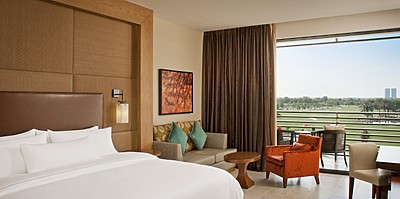 Deluxe Room - The Westin Abu Dhabi Golf Resort & Spa