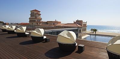 Spa Terrasse - Le Meridien Ra Beach Hotel & Spa