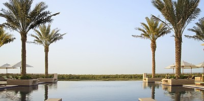 Infinity Pool - Eastern Mangroves Hotel & Spa by Anantara