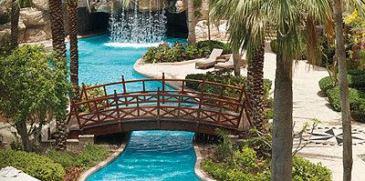 Lagunenpool The Ritz-Carlton, Dubai