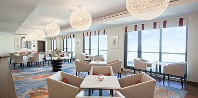 Coral Club Lounge - JA Ocean View Hotel