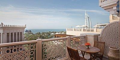 Ocean Junior Suite Balkon - Jumeirah Al Qasr