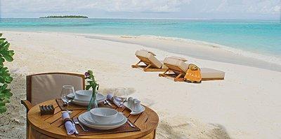 AYADA Maldives Strand
