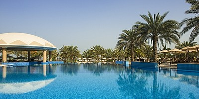 Infinity Pool Le Royal Meridien Beach Resort & Spa