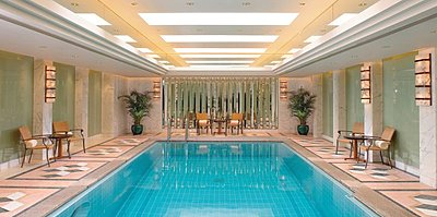 Mandarin Oriental - Swimming Pool