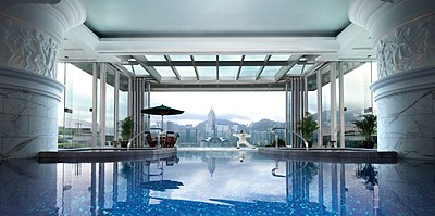 The Peninsula Hong Kong - Hallenbad