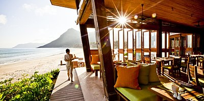 Six Senses Con Dao - By the Beach Restaurant