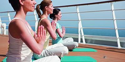 AIDAblu - Yoga