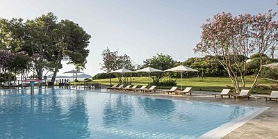 Activity Pool - Falkensteiner Resort Capo Boi
