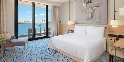 Deluxe Room Sea View Balcony