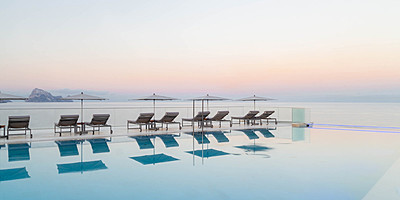 Adults Only Infinity Pool - 7Pines Kempinski Ibiza
