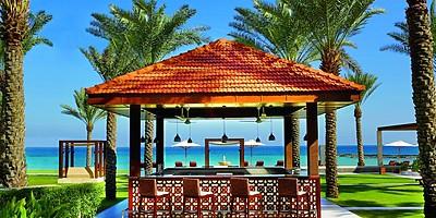 Blu Poolbar - Al Bustan Palace, A Ritz-Carlton Hotel