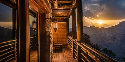 Mountain View Suite - Alila Jabal Akhdar
