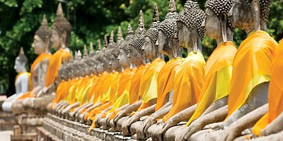 Ayutthaya - Authentisches Thailand