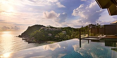 Banyan Tree Samui- Family Ocean