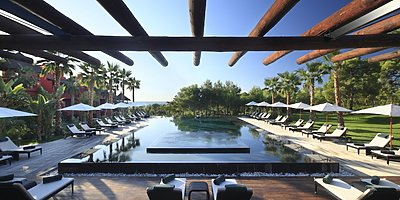 Ruhepool - Barceló Asia Gardens Hotel & Thai Spa