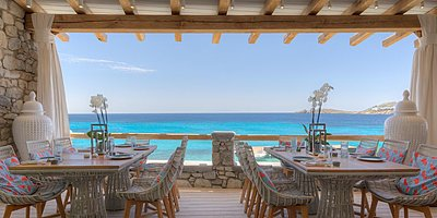 Beach Bar - Santa Marina, A Luxury Collection Resort