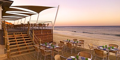 Beach Club Restaurant - Pine Cliffs Hotel