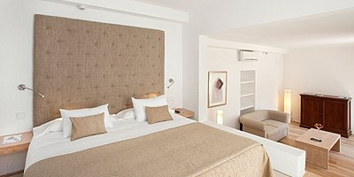 Beach House Doppelzimmer - Hotel Can Simoneta