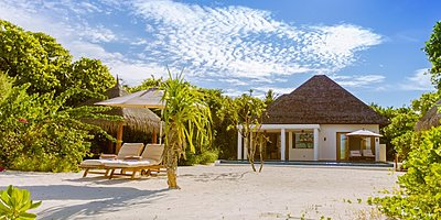 Deluxe Beach Residence mit Pool - Hideaway Beach Resort & Spa