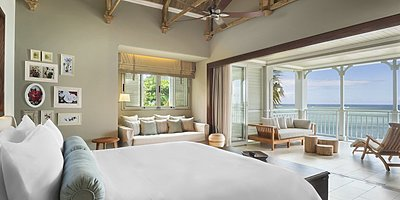 Ocean Junior Suite - The St. Regis Mauritius Resort
