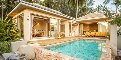 Beachfront Pool Villa - Devasom Khao Lak Beach Resort & Villas
