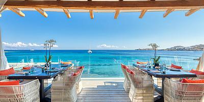 Buddha-Bar Beach - Santa Marina, A Luxury Collection Resort, Mykonos