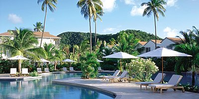 Pool - Carlisle Bay Antigua