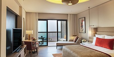 Classic-/Deluxe-/Club Room - InterContinental Fujairah Resort