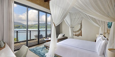 Cliff House One Bedroom Suite - Mango House Seychelles