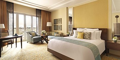 (Club) Deluxe Room (neuer Flügel) - The Ritz-Carlton, Dubai