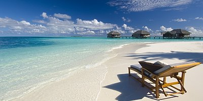 Conrad Maldives Rangali Island - Strand