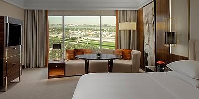 (Club) Creek View Family Room - Grand Hyatt Dubai