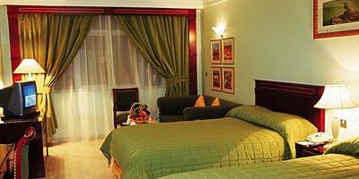 Zimmerbeispiel - Crowne Plaza Salalah